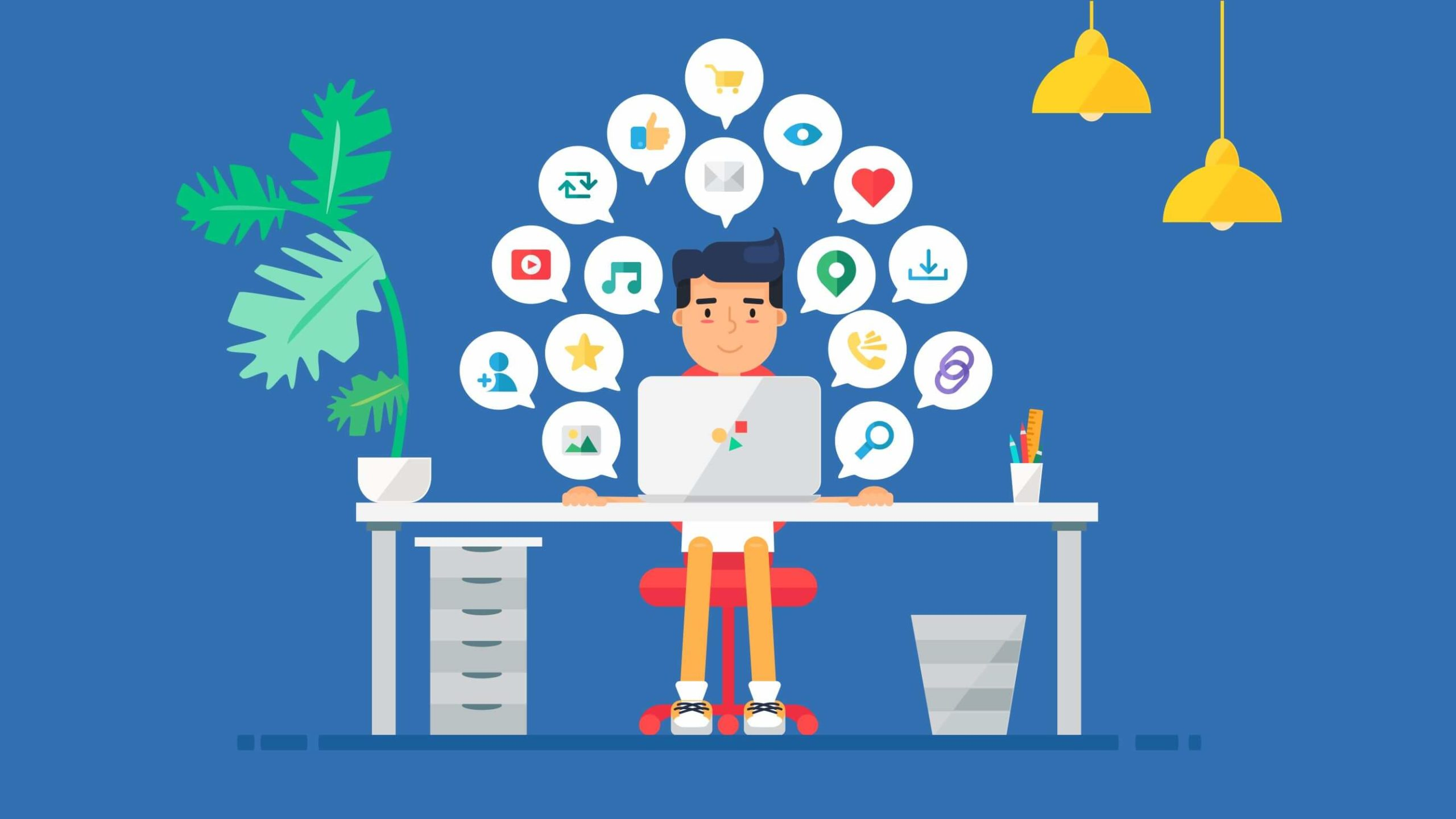 How can social media marketing benefits businesses?